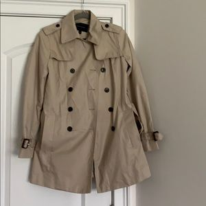 Banana a Republic trench coat